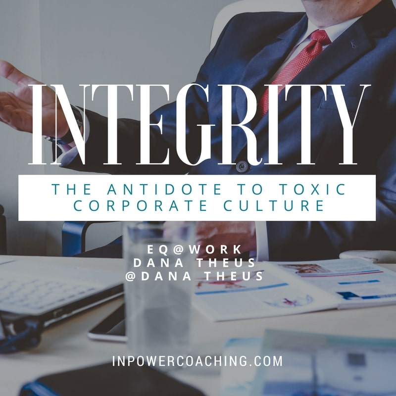 The Antidote for Toxic Corporate Culture