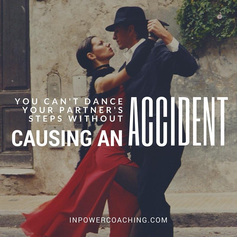 dance accident