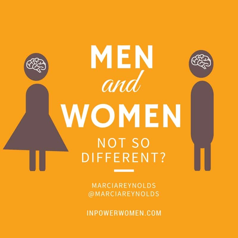 Stop Praising the Differences in Men and Women