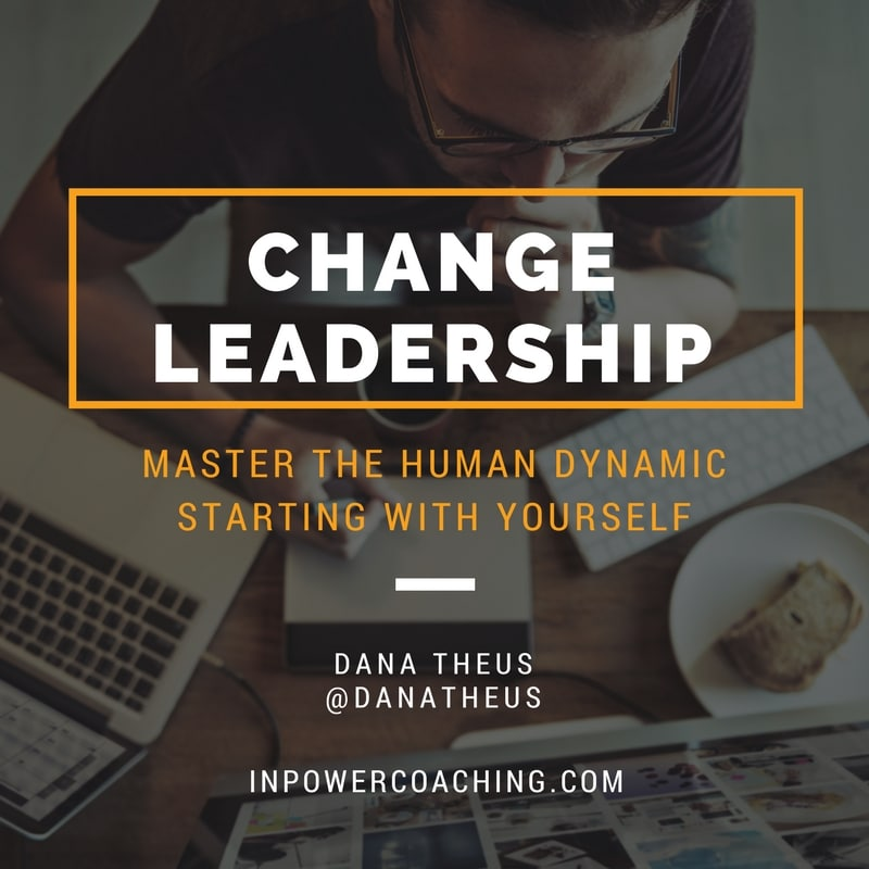 Is Thought Leadership the Same as Change Leadership?