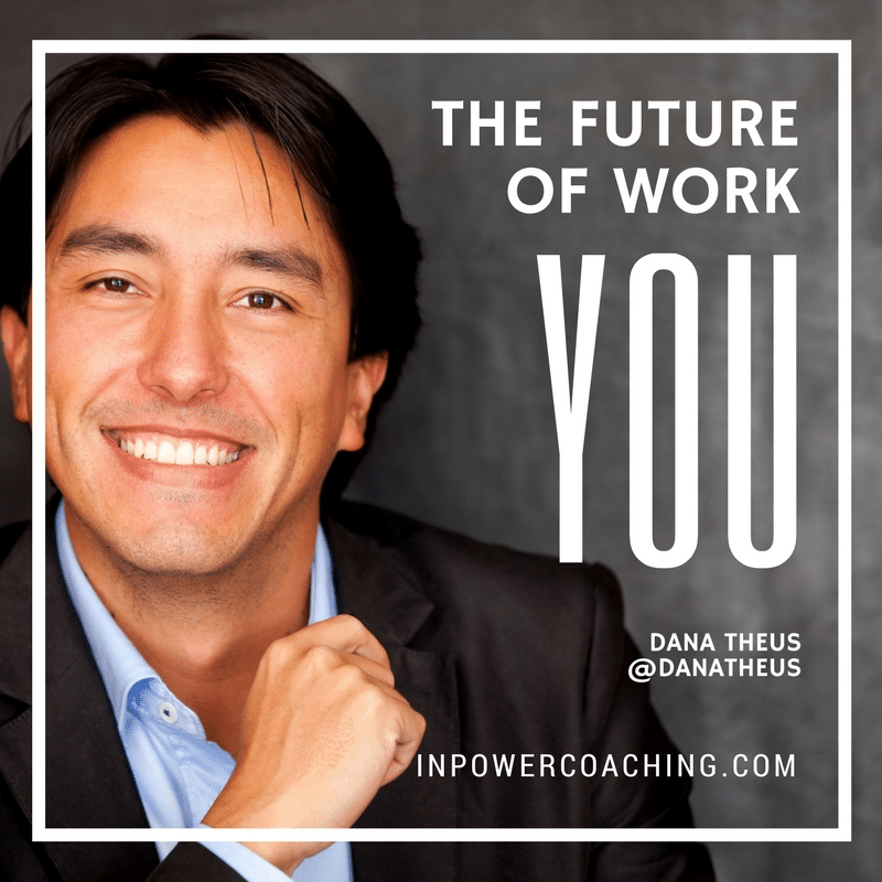 The Future of Work is You