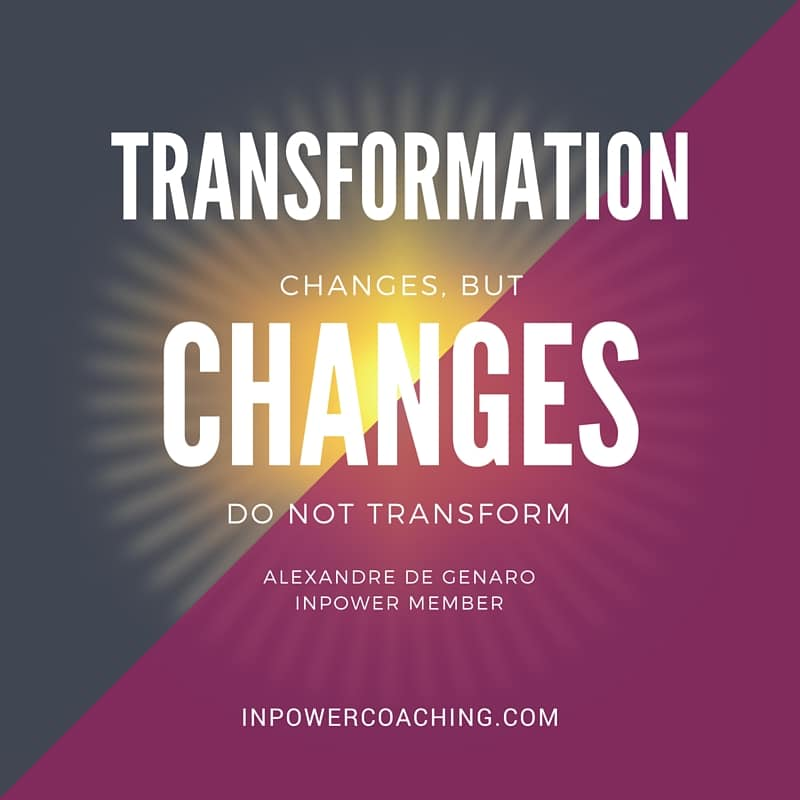 6 Dynamics of Transformation – for Your Business and Your Life