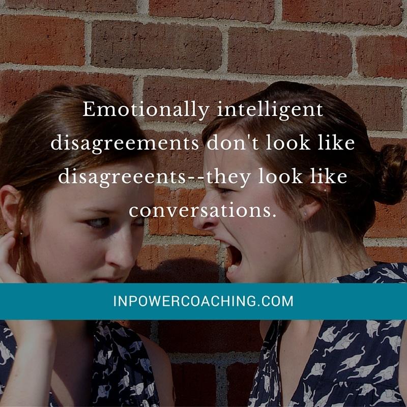 emotional intelligent conversation