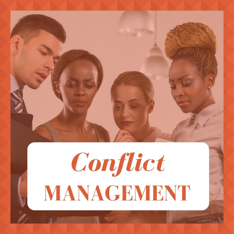 Conflict Management/Negotiation<br><i>Dealing With Difficult People</i>