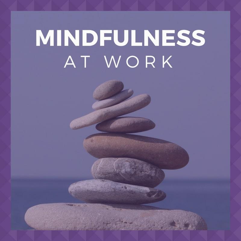 Mindfulness<br><i>Manage Energy Instead of Stress</i>