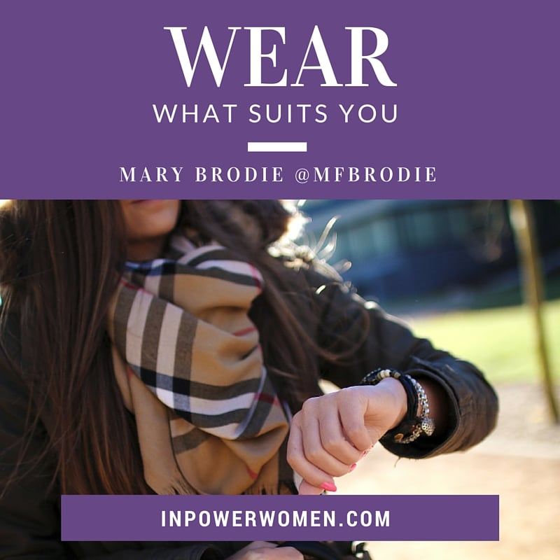 Find Your Style: Wear What Suits You