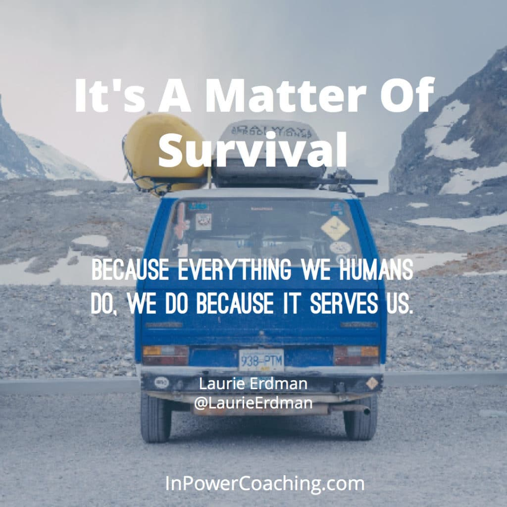 It's A Matter Of Survival: The Four Conversations That Set Off Emotional Triggers