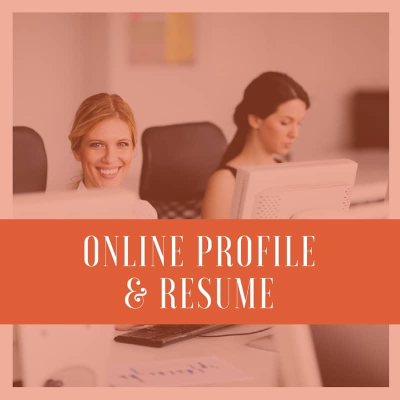 Career Track 4:  <br/>Social Media, Resume & Cover Letter Preparation