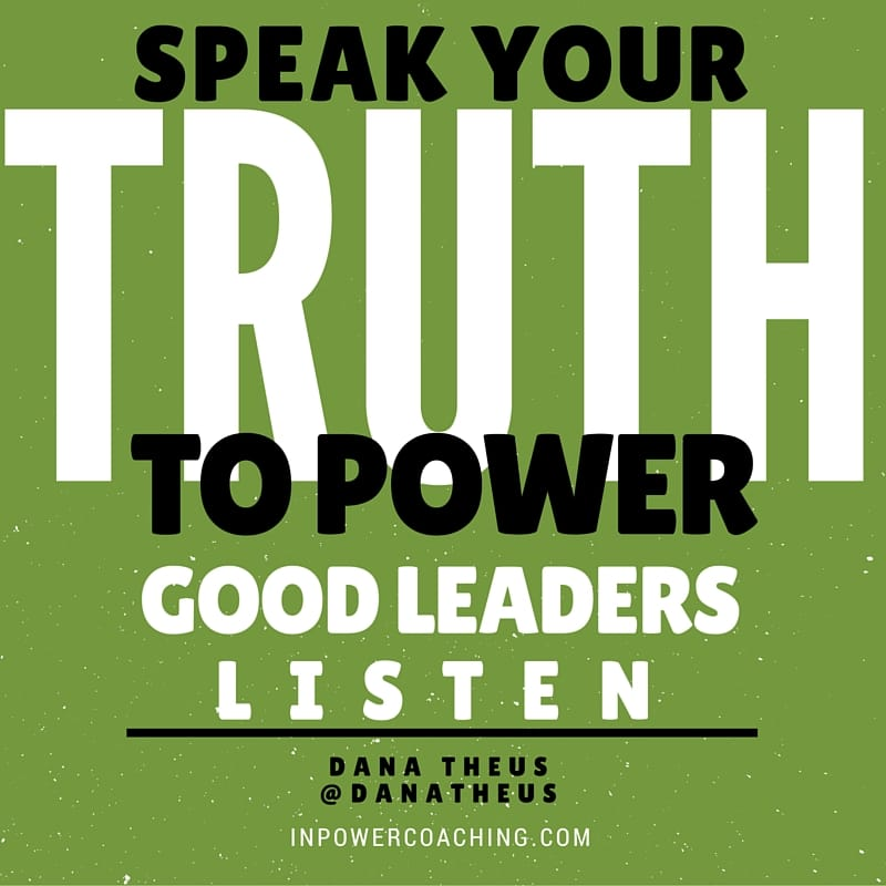 Speaking Truth To Power – Why Leaders Keep Fools Nearby