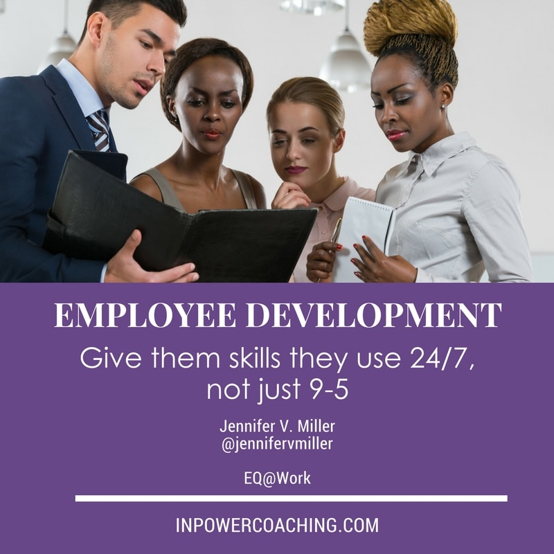 24/7 Employee Development – Facilitating Professional and Personal Growth