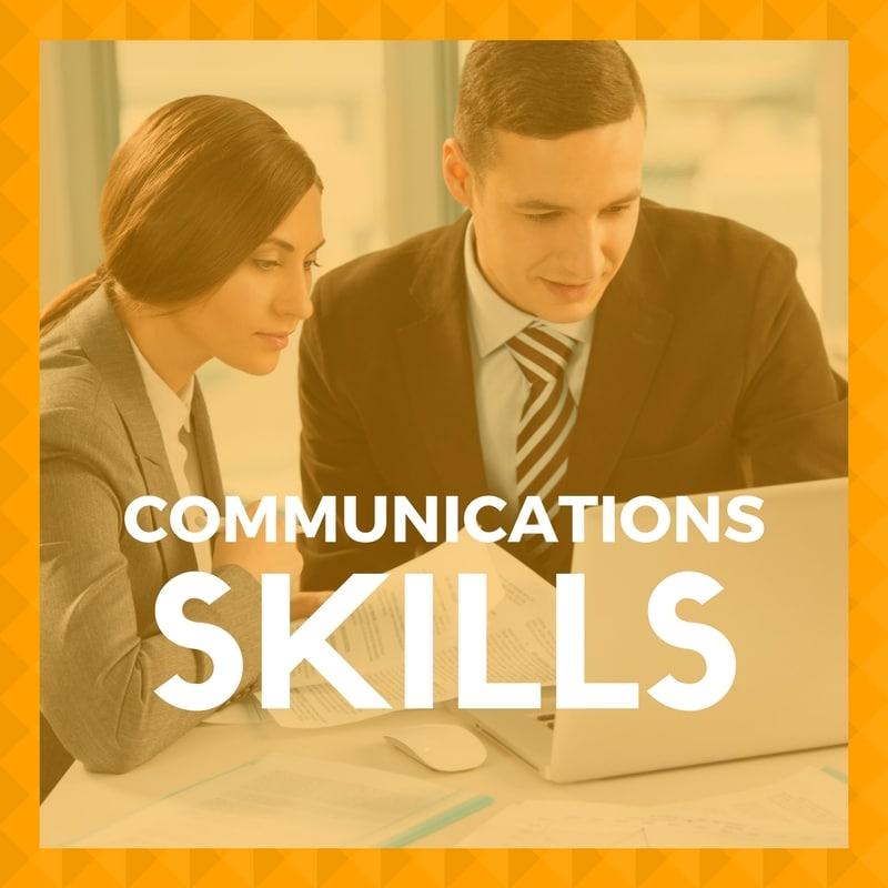 Communications<br><i>Speak & Listen Powerfully/Master Feedback </i>