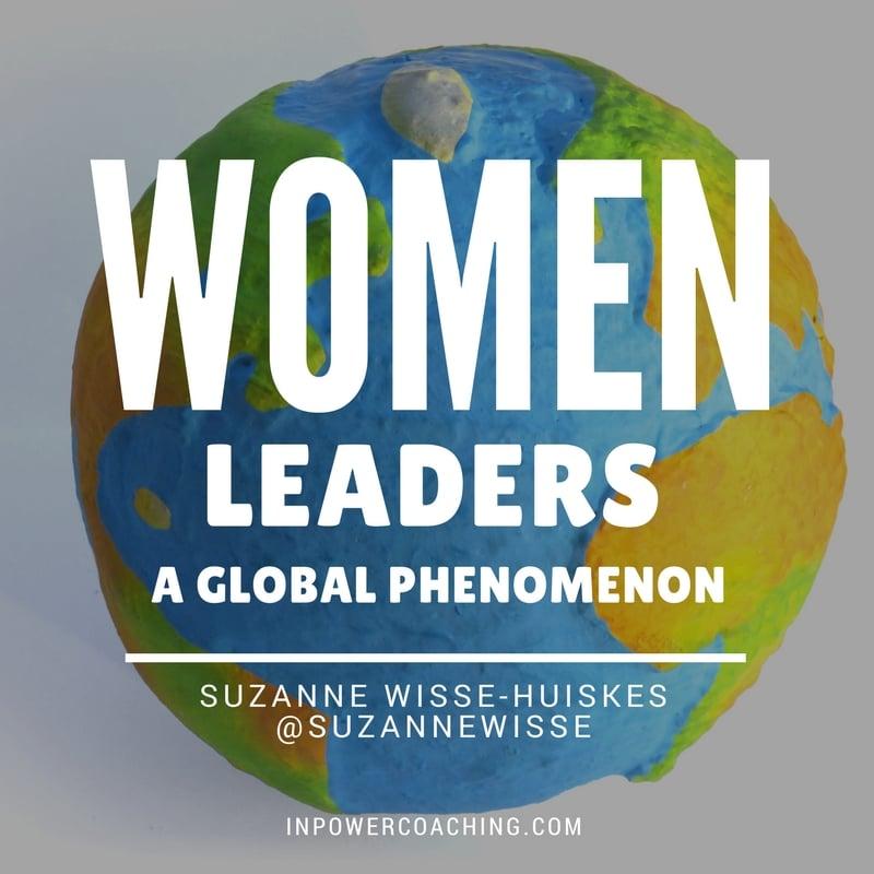 WOMEN LEADERS – A Global Phenomenon