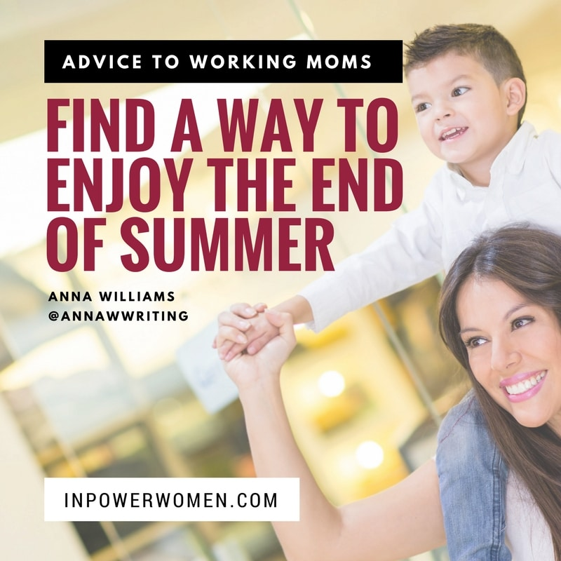 Working Mother Advice: Back-to-School Tips & Tricks – Part 2