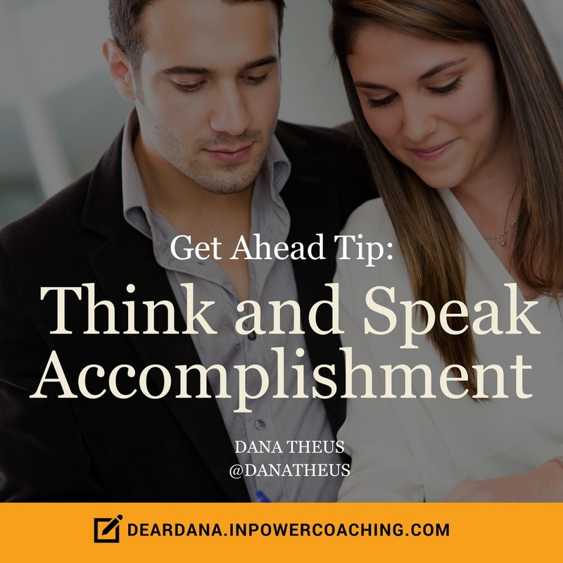 Dear Dana Career Advice: Identifying Your Greatest Accomplishment Examples When You Work in a Team