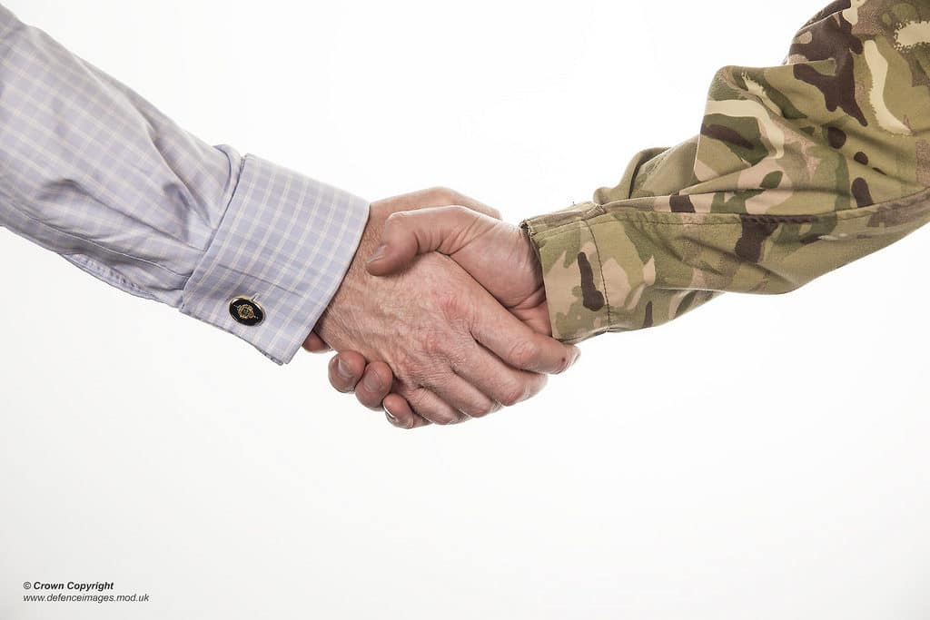 Putting Your Military Skills to Work:  6 Great Career Fields for Veterans
